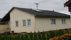 Heizung + Solaranlage