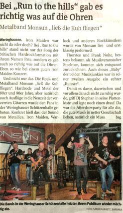 Sauerlandkurier vom 19.3.2014