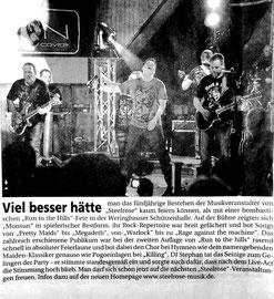 Westfälische Rundschau vom 17.3.2014