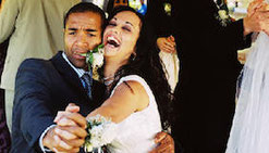 Brautpaar Unterhaltung München