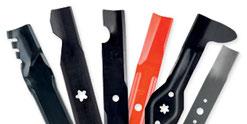 lames de coupe pour tondeuses et tondeuses autoportés pièces pour la motoculture