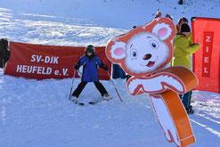 Bilder vom Skikurs 2020 des Skiteam SV DJK Heufeld aus Bruckmühl.