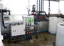 Stations de Ferti-irrigation et gestion du Climat