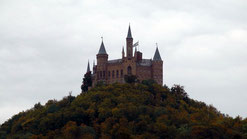 Ausflugsziel Burg Hohenzollern Schwäbische Alb