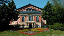 Eröffnung der Richard-Wagner-Festspiele 2012
