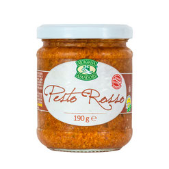 Pesto rojo BIO (6.55€ und)
