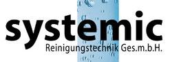 Logo Systemic Reinigungstechnik Ges.m.b.H.