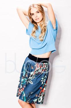 H&M: Susanne S. Styling: Nicole Dannecker Model: die bezaubernde Elisa Laura c/o JAVA Models Foto: bloos, Markus Thiel