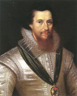 Robert Devereux, 2nd Earl of Essex,