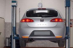 Fahrzeugwerkstatt für PKW und Transporter