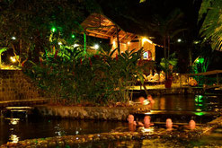 Arenal best natural Hot Springs
