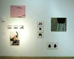 Judith Funke, Ausstellungsansicht, Kunstmuseum Solingen, Sicher nicht sicher