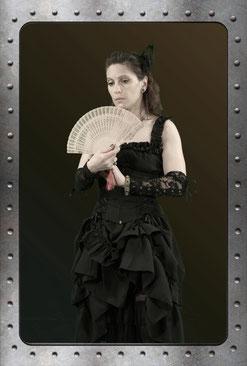 Amalie Victoria de Moll - Pulsar Trilogie - Steampunk Roman - www.pulsatoren.com