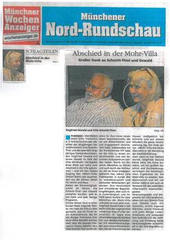 Abschied in der Mohr-Villa - Aug 2012