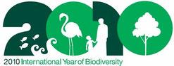 国際生物多様性年マーク