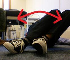 腰椎椎間板ヘルニアで起き上がる時の痛みを減らす方法