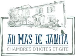 Logo Au Mas de Janita