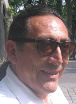 Aus Bogotá ins Buffet nach Drosendorf: Pächter Leonardo Mora