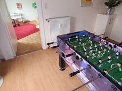 Spielzimmer im Seitentrakt Happy-family-domizil