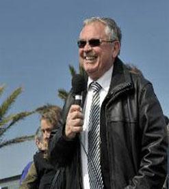 Gilles Vincent conseiller général du Var