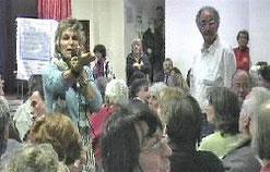 Véronique Jannot, résidente à Salernes depuis plus de 20 ans