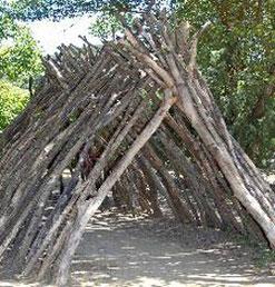 cabane de Terra Amata