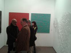 Exposición en FACBA 2013