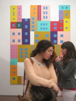Obra presentada en ARTE GIRA DREAM
