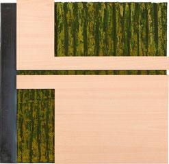 Obra presentada en Doce Dodici en Milán, con MECA