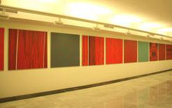 Exposición en Unicaja Almería