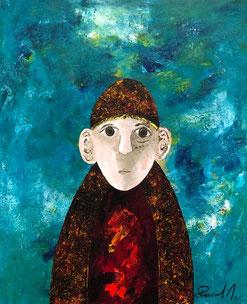PASCAL MARCEL EN COLLECTION CHEZ MAXANART - GALERIE D'ART VALBONNE