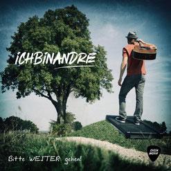 Bild: ICHBINANDRE - Bitte weiter gehen - EP