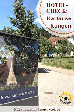 Alles über das Hotel der Kartause Ittingen.