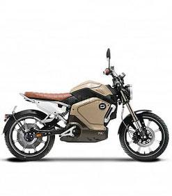 Super Soco TC Electric Motorcycle