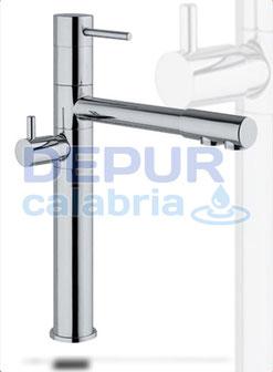 rubinetto depuratore acqua