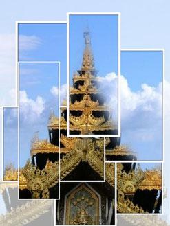 Pagoden Architektur Schönheit Traumschiff Hügelgrab Rundgräber Kirchenbauten Asien Tourismus Goldene Pagode Angkor Wat Tempel Kulturfluss Neuroästhetik Bhagavad Gita