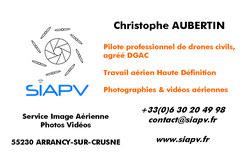 Carte de visite SIAPV recto