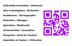 Carte de visite SIAPV verso