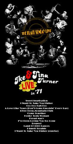 The Black Sunday Live #01 - Ike & Tina Turner
