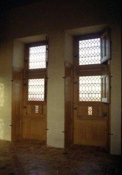 Philippe Brissy - atelier Théophile - Saumur - Val de Loire - vitraux géométrique