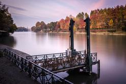 Torino fotografie del fiume Po
