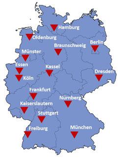 Asbestschein TRGS 519 Lehrgang - Hamburg, München, Berlin, Köln, Essen, Niedersachsen, Nürnberg