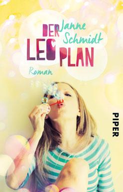 2016 im Piper Verlag erschienener Liebesroman der Leo Plan Janne Schmidt