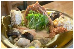 酒菜屋かんきち 居酒屋 天満 天六 羅臼鍋 らうす水炊き