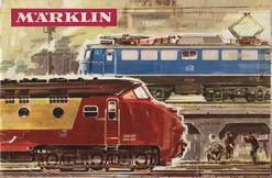 1965 Märklin Katalog DE