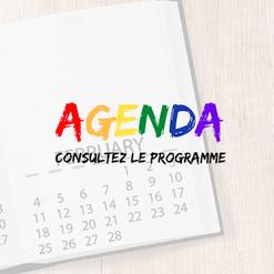 Agenda des activités