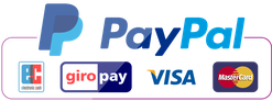 PayPal, Kreditkarte, Visa, MasterCard - Karpaten-Weine.de