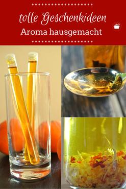 Aroma hausgemacht Kräuter einlegen und konservieren