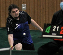 Der doppelte Lupp: Mit zwei Siegen war die Nummer drei erfolgreichster Hülser.