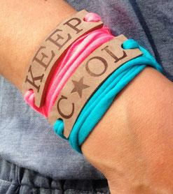 BYRH Armband - KEEP + COOL
